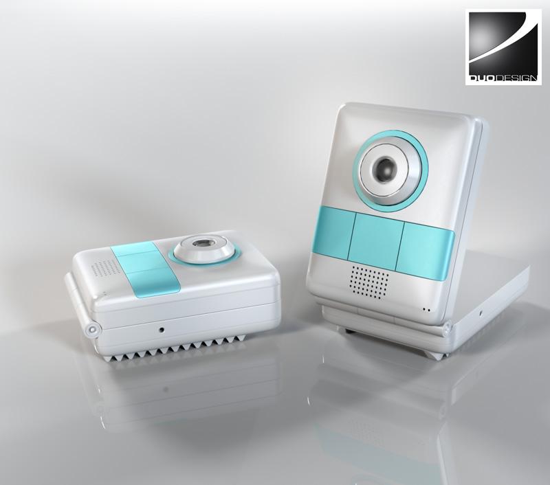 DuoDesign - Babyfon Konzept