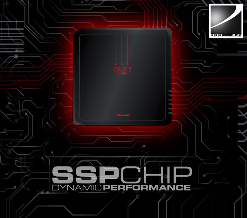 Einhell - SSP-Chip Grafik