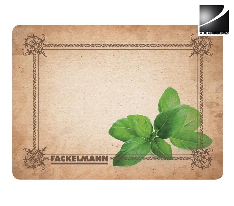 Fackelmann - Küchenetiketten